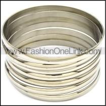 Stainless Steel Bangles b008732