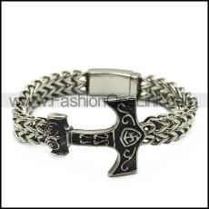 casting hammer viking bracelet b007321