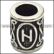 Super Quality Stainless Steel Beard Beads a000878