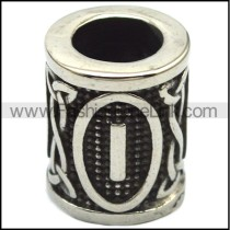 Wholesale Viking Runes Beard Beads a000873