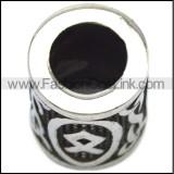 Stainless Steel Charm as Beard Beads a000872