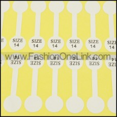 size labels for rings size 14 pa0035