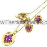europe fashion jewelry s002696