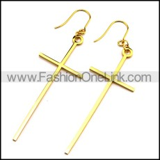 Stainless Steel Earring e002025