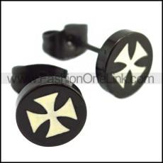 Stainless Steel Earring e002006