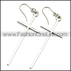 Stainless Steel Earring e002026