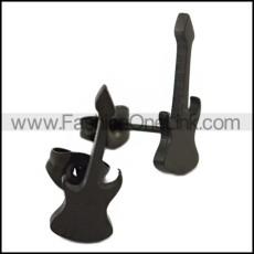 Stainless Steel Earring e002000