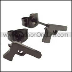 Stainless Steel Earring e002008