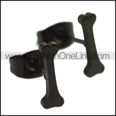 Stainless Steel Earring e002001