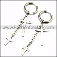 Stainless Steel Earring e002023