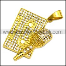 Stainless Steel Pendant p010195