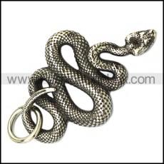 Stainless Steel Pendant p010140
