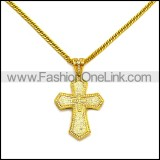 Stainless Steel Necklace n002946