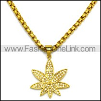 Stainless Steel Necklace n002914