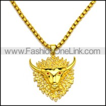 Stainless Steel Necklace n002900