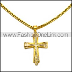 Stainless Steel Necklace n002947