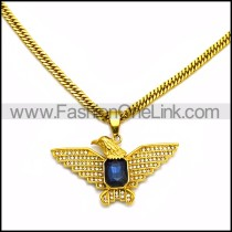Stainless Steel Necklace n002966