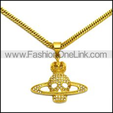 Stainless Steel Necklace n002967