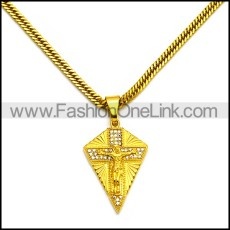 Stainless Steel Necklace n002968