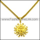 Stainless Steel Necklace n002978