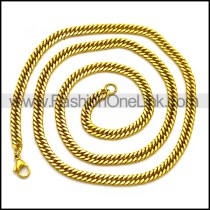 Stainless Steel Necklace n002944