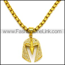 Stainless Steel Necklace n002917