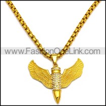 Stainless Steel Necklace n002901