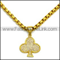 Stainless Steel Necklace n002939