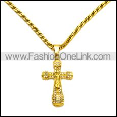 Stainless Steel Necklace n002952