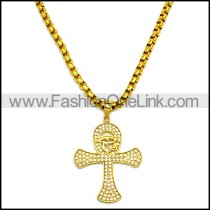Stainless Steel Necklace n002896