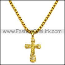Stainless Steel Necklace n002897