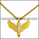 Stainless Steel Necklace n002956