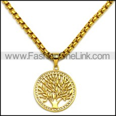 Stainless Steel Necklace n002928