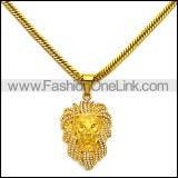 Stainless Steel Necklace n002961