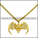 Stainless Steel Necklace n002959