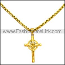 Stainless Steel Necklace n002954