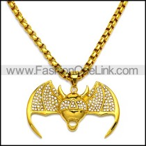 Stainless Steel Necklace n002904
