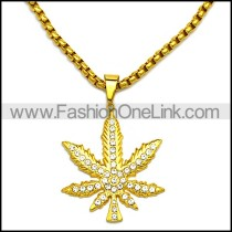 Stainless Steel Necklace n002902