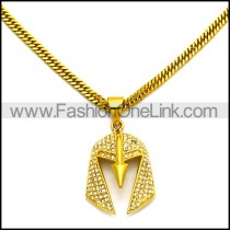 Stainless Steel Necklace n002972
