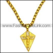 Stainless Steel Necklace n002913