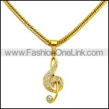 Stainless Steel Necklace n002976