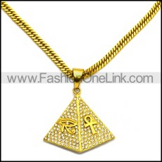 Stainless Steel Necklace n002971