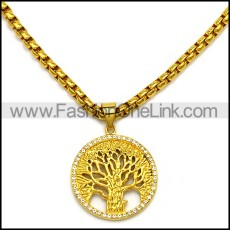Stainless Steel Necklace n002926