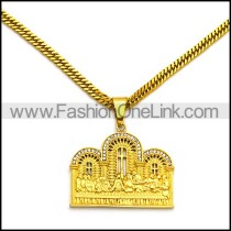 Stainless Steel Necklace n002988