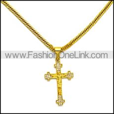 Stainless Steel Necklace n002953