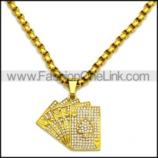 Stainless Steel Necklace n002921