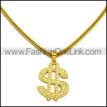 Stainless Steel Necklace n002974