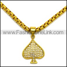 Stainless Steel Necklace n002938