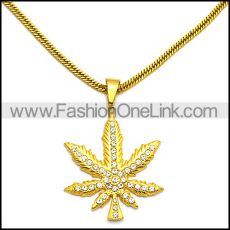 Stainless Steel Necklace n002957