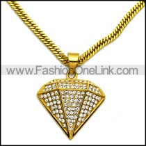 Stainless Steel Necklace n002998